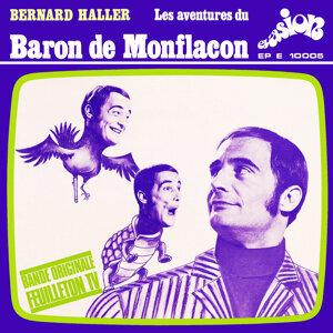 Les aventures du Baron de Monflacon (Bande originale du feuilleton TV) [Evasion 1968] - Single
