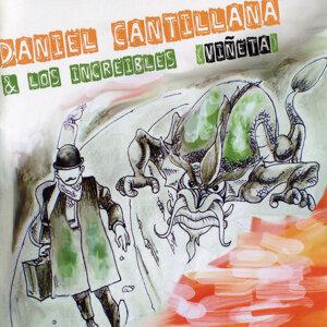 Daniel Cantillana y los Increibles (Viñeta)