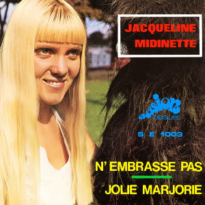 N'embrasse pas / Jolie Marjorie (Evasion 1968) - Single
