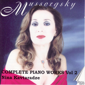 Mussorgsky: Piano Music Vol. 2