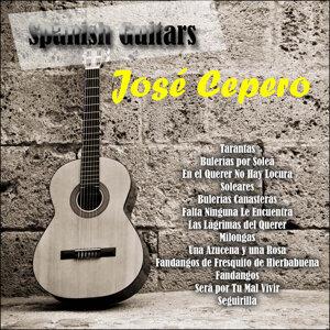 Spanish Guitars: José Cepero