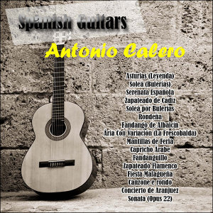 Spanish Guitars: Antonio Calero