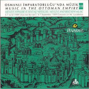 Osmanlı İmparatorluğu'nda Müzik 3