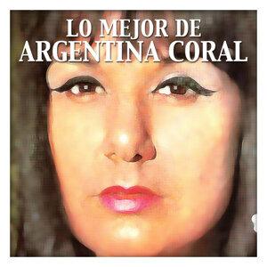 Lo Mejor de Argentina Coral
