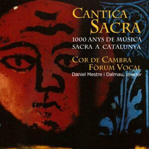 Cantica Sacra: 1000 Anys de Música Sacra a Catalunya