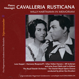 Det Kongelige Teater - Cavalleria Rusticana