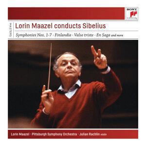 Lorin Maazel conducts Sibelius - Sony Classical Masters