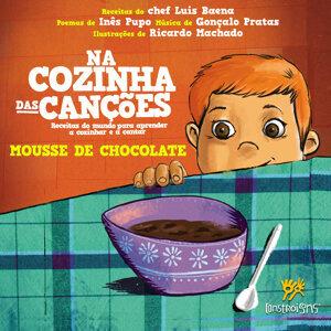 Na Cozinha das Canções (Mousse de Chocolate)