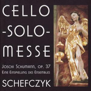 Cello-Solo-Messe, Op. 37