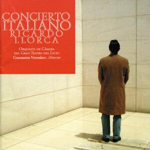 Ricardo Llorca: Concierto Italiano