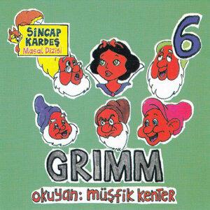 Grimm Masalları - Sincap Kardeş Masal Dizisi 6