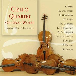 Cello Quartet:  Original Works