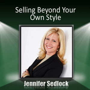Selling Beyond Your Own Style