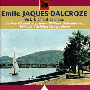 Emile Jaques-Dalcroze: Chant et piano, Vol. 1