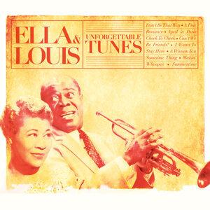 Ella & Louis - Unforgettable Tunes