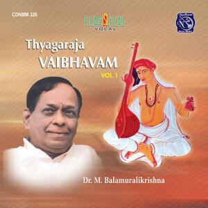 Thyagaraja Vaibhavam Vol. 1