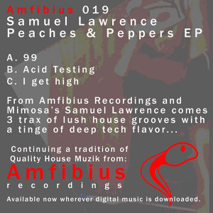 Peaches & Peppers EP