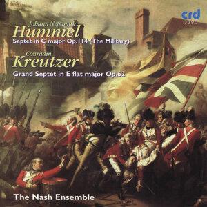 Hummel: Septet in C Major, Op. 114 (The Military), Kreutzer: Grand Septet in E Flat Major, Op. 62