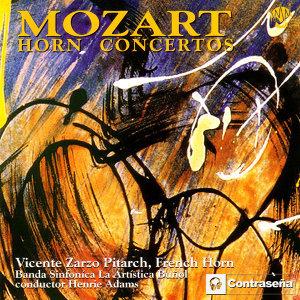 Mozart Horn Cocertos