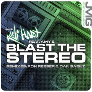 Blast the Stereo Featuring Amy B.