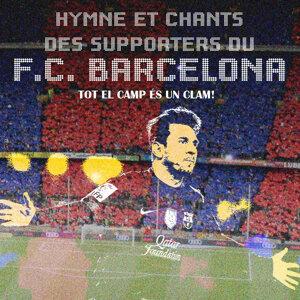 Hymne et chants des supporters du F.C. Barcelona - Single