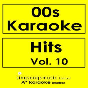 00s Karaoke Hits, Vol. 10