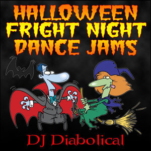 Halloween Fright Night Dance Jams