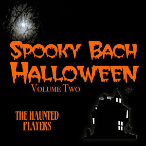 Spooky Bach Halloween Volume Two