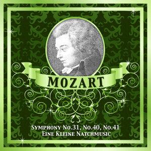 Mozart: Symphony No.31, No.40, No.41 - Eine Kleine Natchmusic