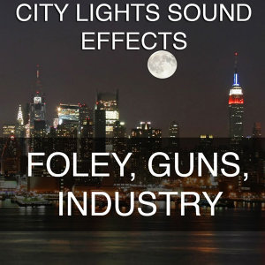 City Lights Sound Effects 5 - Foley, Guns, Industry
