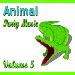 Animal Party Music, Vol. 5 (Europe Edition)