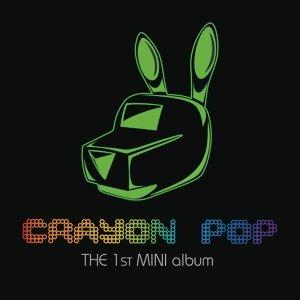 Crayon Pop 1st Mini Album