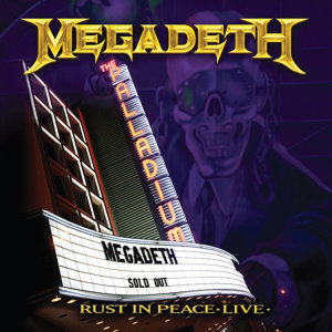 Rust In Peace Live - eAlbum