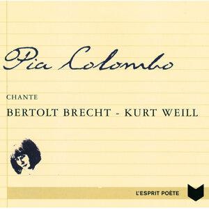 Chante Bertolt Brecht Et Kurt Weill