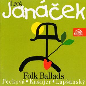 Janacek: Folk Ballads