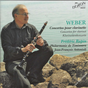Carl Maria von Weber: Concerto pour clarinette