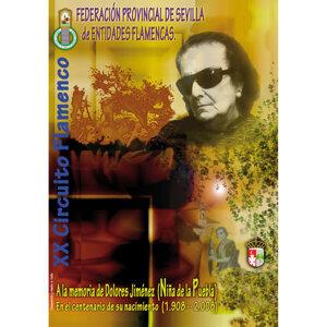 A la Memoria de Dolores Jiménez (Niña de la Puebla) En el Centenario de Su Nacimiento 1908/2008