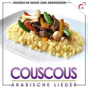 arabische Musik zum Abendessen.Couscous Arabische Lieder