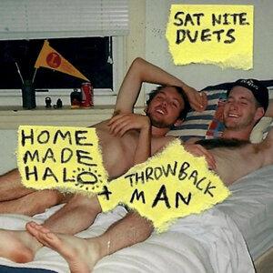 Homemade Halo / Throwback Man - Single