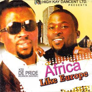 Africa Like Europe
