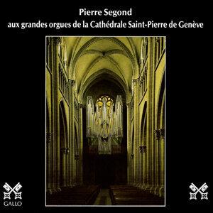 Bach - Alain - Gagnebin - Segond: Les grandes orgues de la Cathédrale Saint-Pierre de Genève