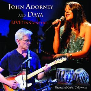 John Adorney & Daya Live! In Concert