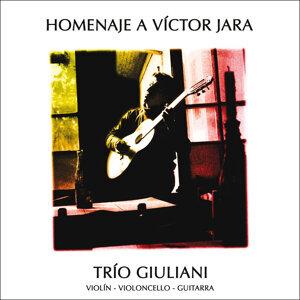 Trio Giuliani: Homenaje a Víctor Jara