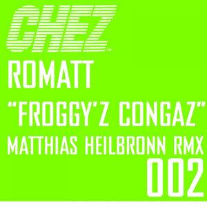 Froggy'z Congaz