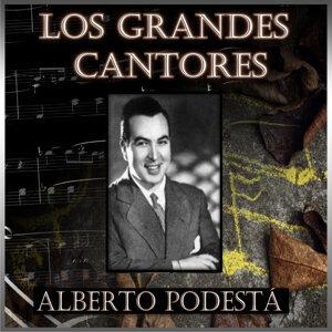 Los Grandes Cantores - Alberto Podestá