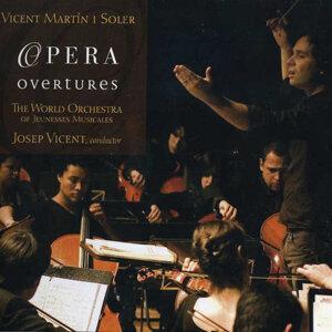 Vicent Martín i Soler: Opera Overtures
