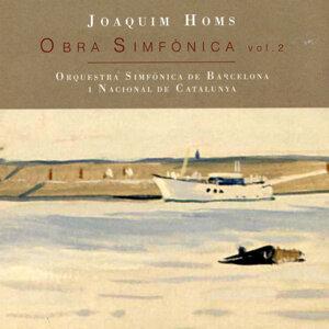 Joaquim Homs: Obra Simfònica, Vol. 2