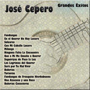 Grandes Éxitos: José Cepero