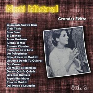 Grandes Éxitos: Nati Mistral Vol. 2