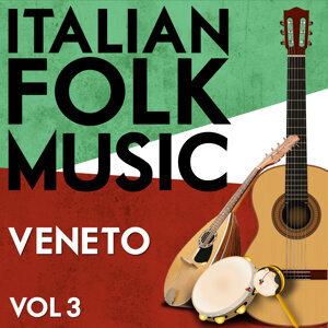 Italian Folk Music Veneto Vol. 3